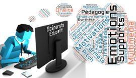 Scénario éducatif et multimédia