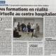 Première expérimentation pédagogique au Centre Hospitalier de Thuir
