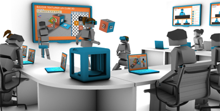 Intégrer les outils du numérique dans la pratique de formation
