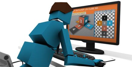 Initiation à la création de contenus pédagogiques en 3D